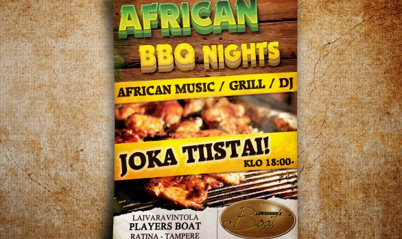 African BBQ Nights