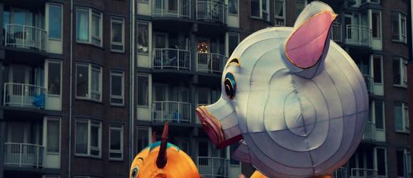 China Town Carnival 2015 Den Haag