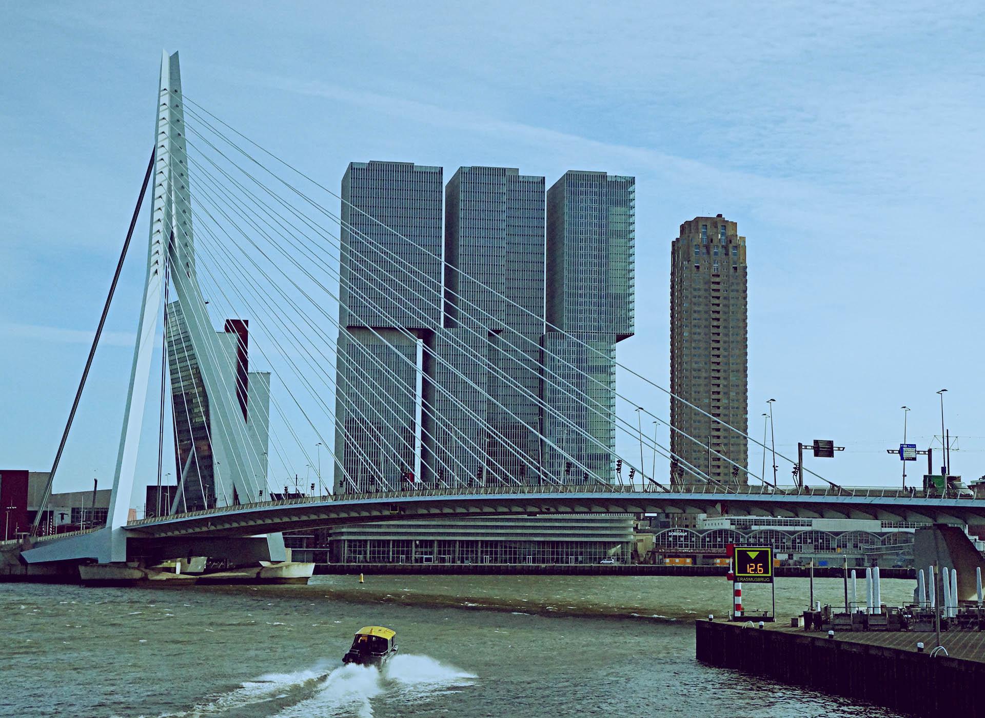 A Quick Visit to Rotterdam   Rustholkarhu