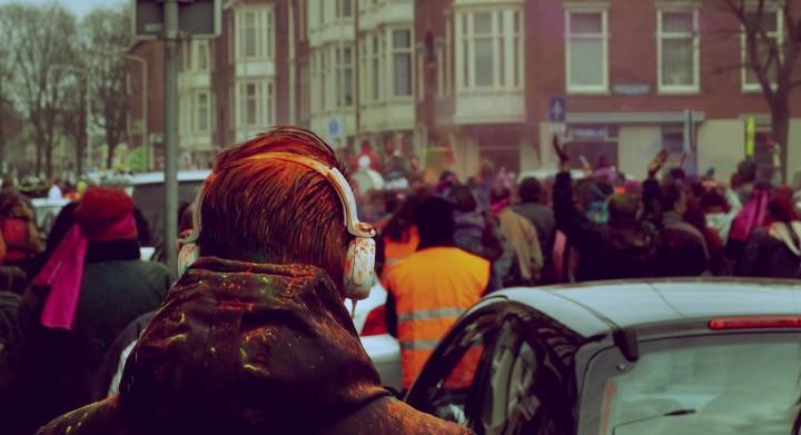 Holi Festival 2015 Den Haag