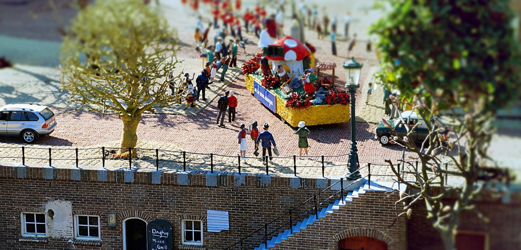 Madurodam Miniature Holland in Den Haag
