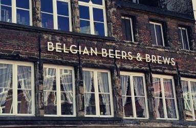 Belgian Beers & Brews in Grote Markt