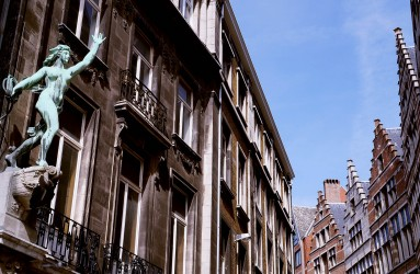 Precious Architecture of Antwerpen