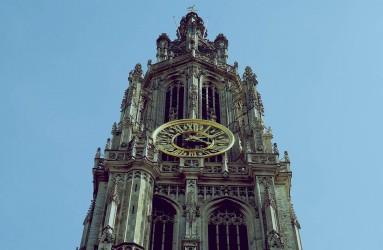 The Antwerp Cathedral Tower