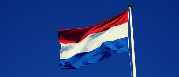 The Flag of Netherlands