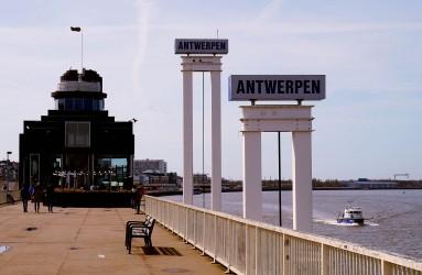 The Scheldt River