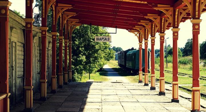 Haapsalu Railway Station