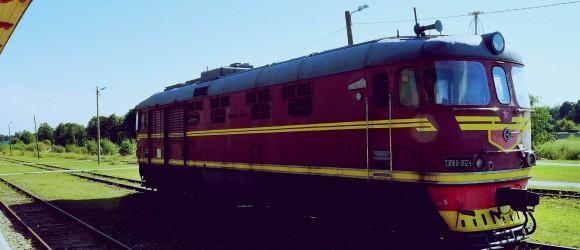 Haapsalu Old Locomotive