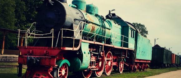 Haapsalu Old Steam Engine
