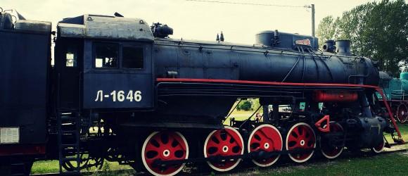Haapsalu Railway Museum Trains