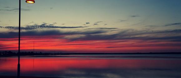Haapsalu Night Sky